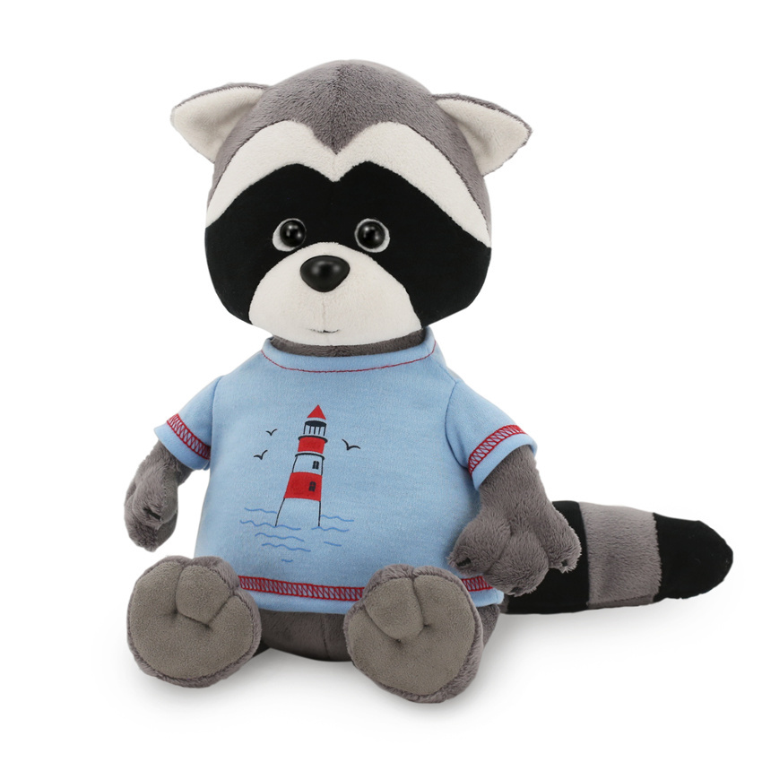 Мягкая игрушка Life  Енотик Дэнни: Маяк 20 - Дикие животные, артикул: 174588