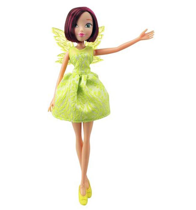 Кукла из серии Winx Club Мисс Винкс – TecnaКуклы Винкс (Winx)<br>Кукла из серии Winx Club Мисс Винкс – Tecna<br>