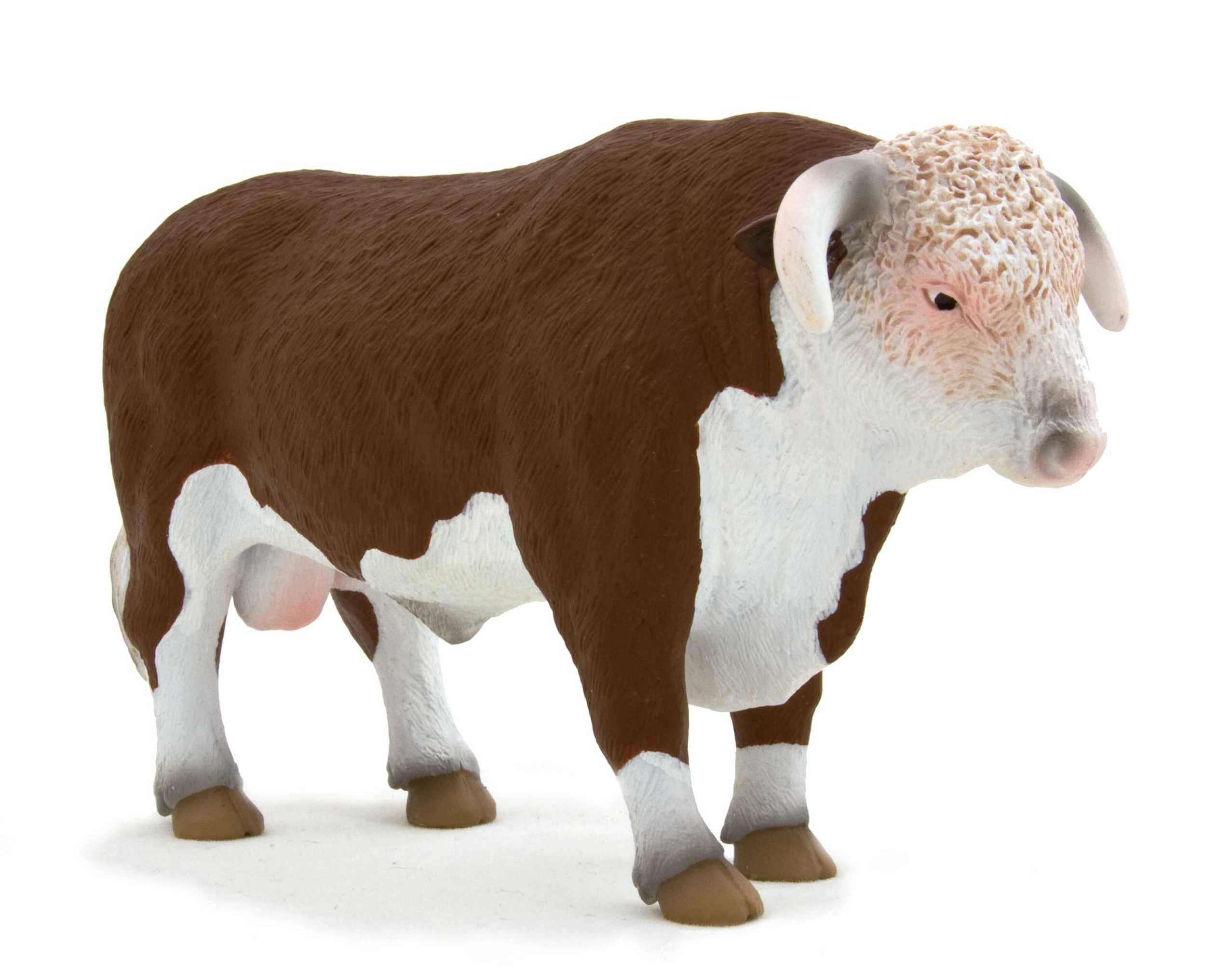 Херефордский бык, 15 смНа ферме (Farm life)<br>Херефордский бык, 15 см<br>