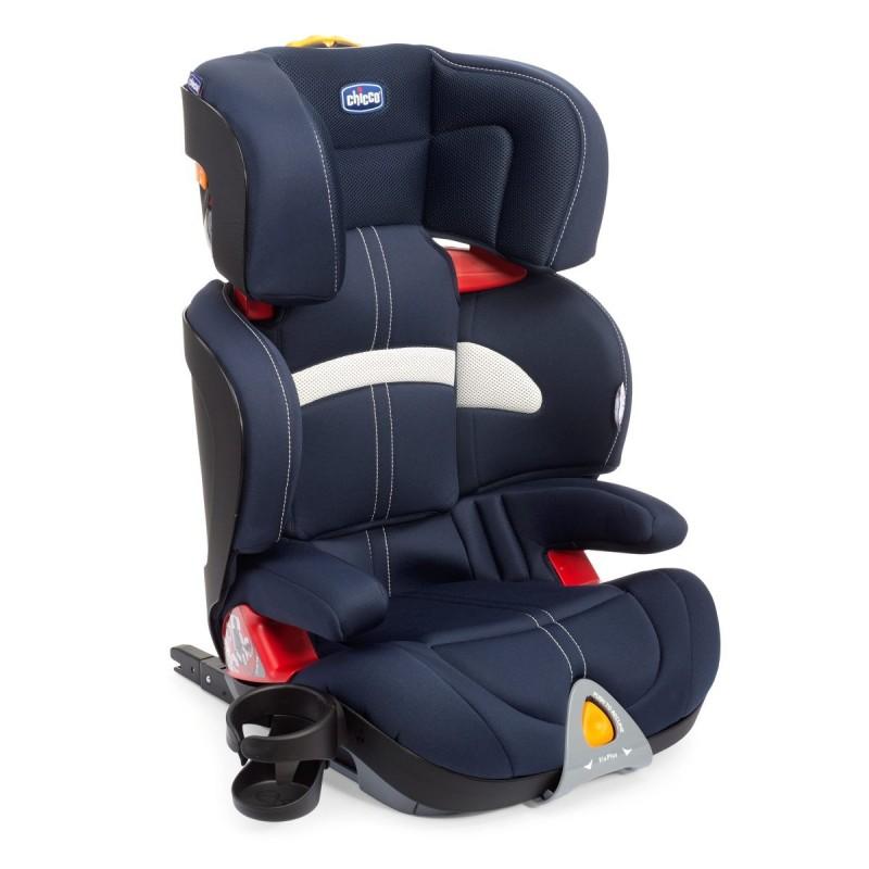 Автомобильное сиденье Oasys 2-3 Denim NewАвтокресла (15-36кг)<br>Автомобильное сиденье Oasys 2-3 Denim New<br>