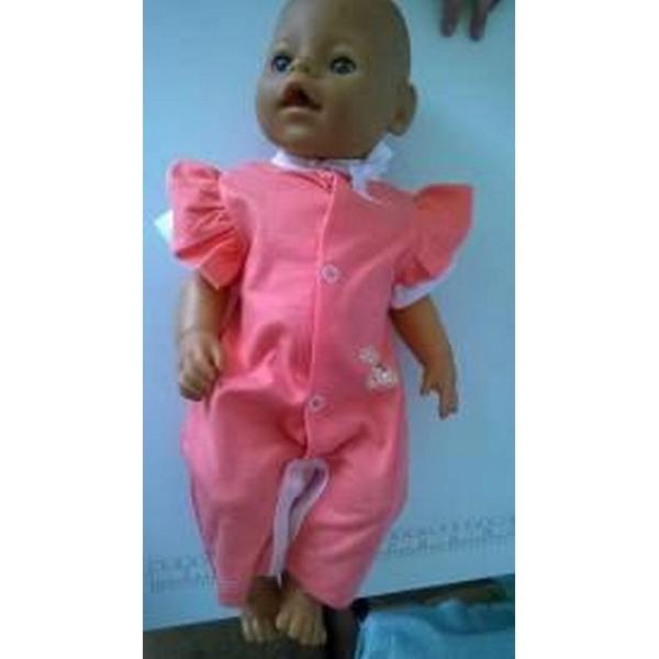 Одежда для куклы ростом 40-42 см — комбинезонОдежда для кукол<br>Одежда для куклы ростом 40-42 см — комбинезон<br>
