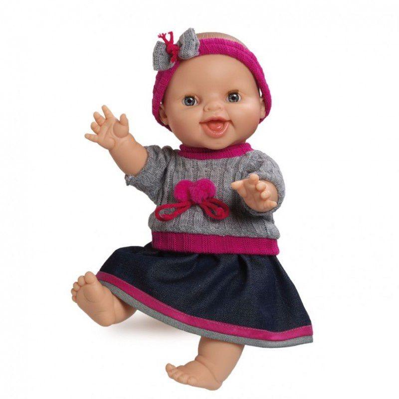 Купить Кукла Горди Аник, 34 см. девочка, Paola Reina