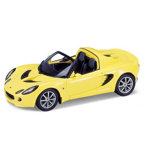 Коллекционная машинка Lotus Elise IIIS, масштаб 1:34-39
