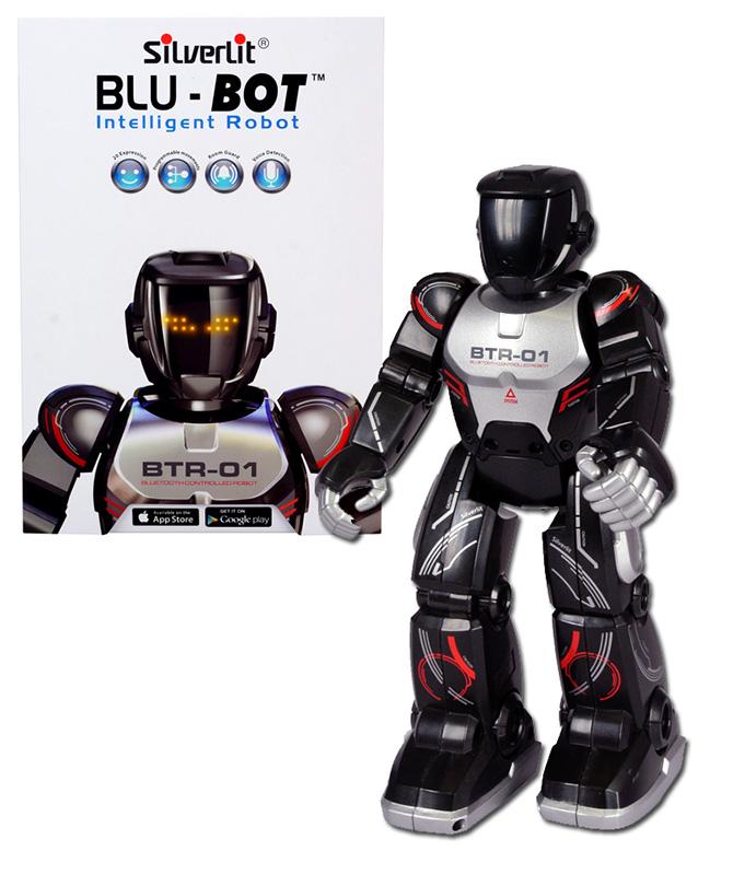 Android программируемый робот