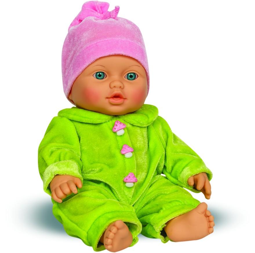 Кукла Малышка 11, девочкаРусские куклы фабрики Весна<br>Кукла Малышка 11, девочка<br>