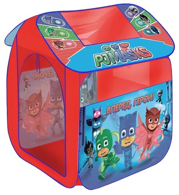 Игровая палатка PJ Masks, в чехлеДомики-палатки<br>Игровая палатка PJ Masks, в чехле<br>