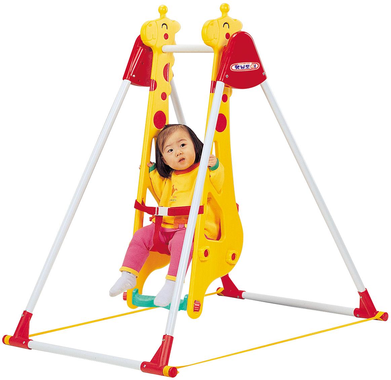 Качели Жираф для одного ребенкаКачели<br>Качели Жираф для одного ребенка<br>