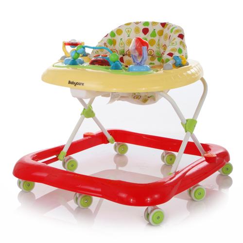Купить Ходунки Top-Top, красный, Baby Care