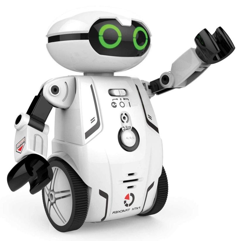 Робот интерактивный Silverlit Мэйз БрейкерРоботы на радиоуправлении<br>Робот интерактивный Silverlit Мэйз Брейкер<br>