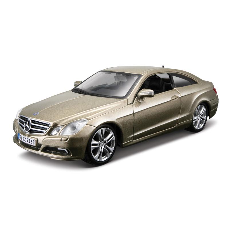 Металлическая машинка Mercedes Benz E-Class Coupe, масштаб 1:32Mercedes<br>Металлическая машинка Mercedes Benz E-Class Coupe, масштаб 1:32<br>