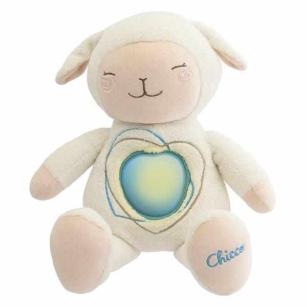 Мягкая музыкальная игрушка «Овечка Sweetheart»Мобили и музыкальные карусели на кроватку, игрушки для сна<br>Мягкая музыкальная игрушка «Овечка Sweetheart»<br>