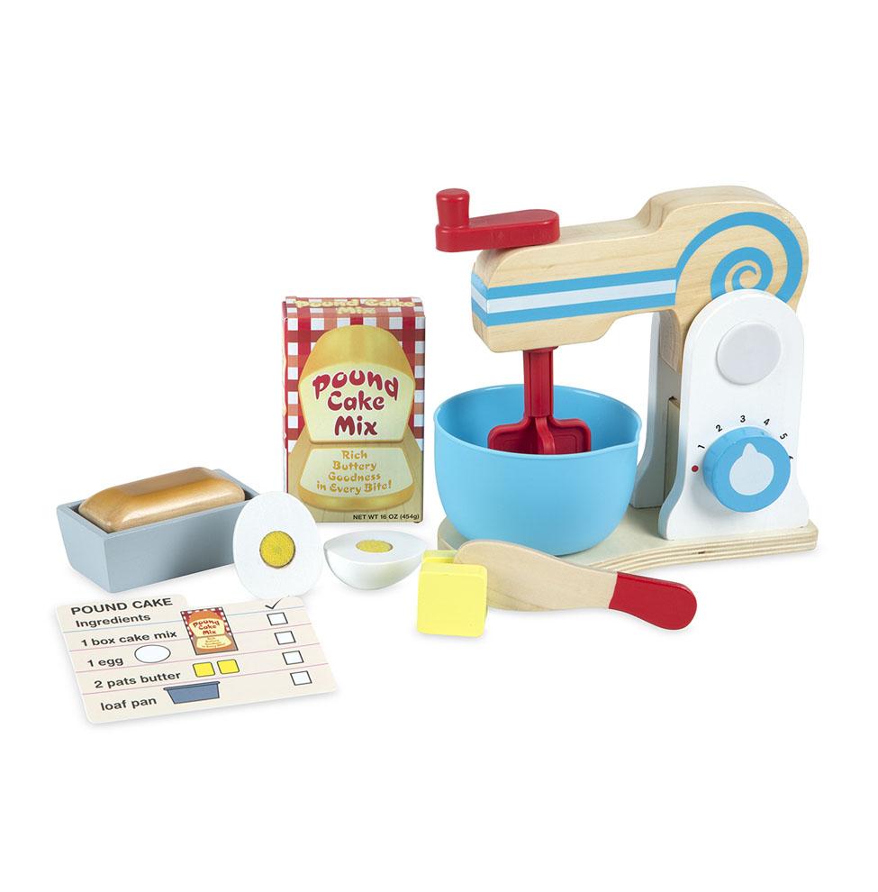 Готовь и играй. Набор с миксеромАксессуары и техника для детской кухни<br>Готовь и играй. Набор с миксером<br>