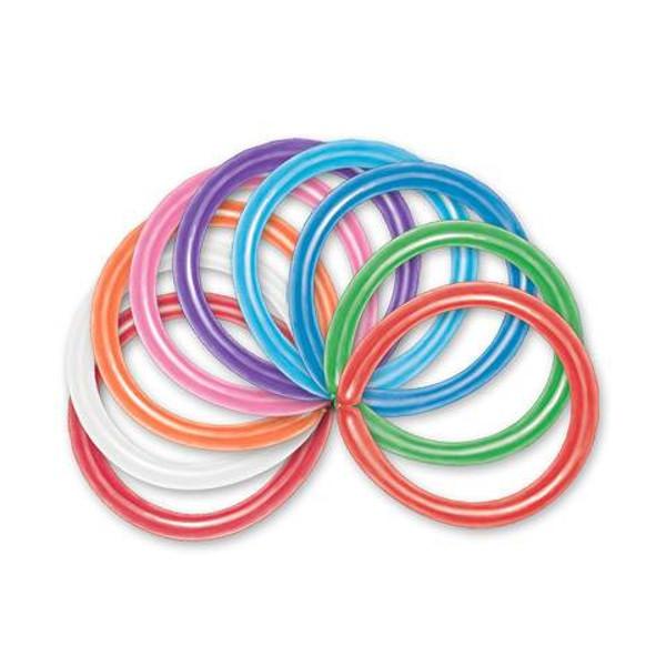 Belbal Набор шаров для моделирования с насосом, 10 шт.