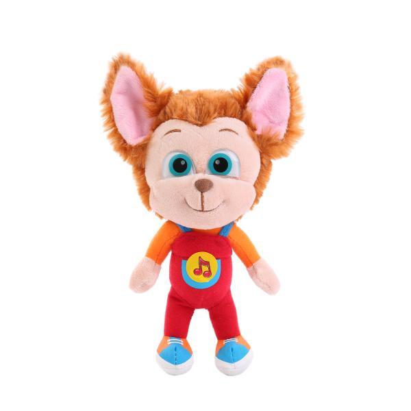 Озвученная мягкая игрушка Барбоскины - Малыш, 22 смГоворящие игрушки<br>Озвученная мягкая игрушка Барбоскины - Малыш, 22 см<br>