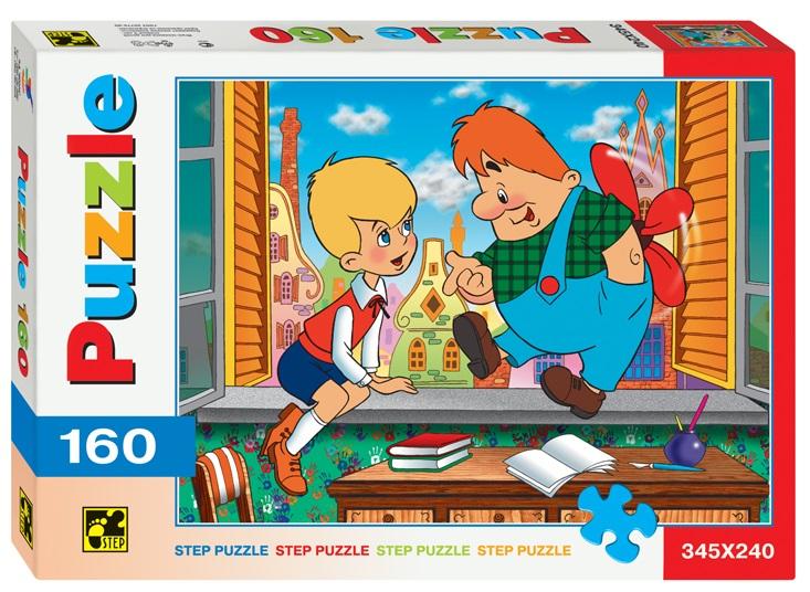 Пазл Малыш и Карлсон, 160 элементов от Toyway