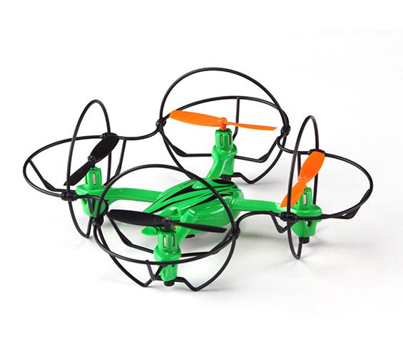 Радиоуправляемый квадрокоптер, 4-х канальныйРадиоуправляемые вертолеты<br>Радиоуправляемый квадрокоптер, 4-х канальный<br>