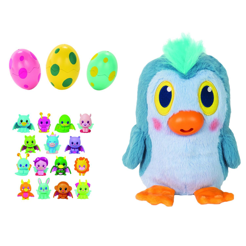 Дразнюка-Несушка – Пингвинос, 3 яйца с фигуркой внутри