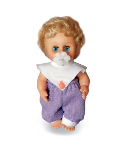 Кукла Юлька-3, высота 21 смРусские куклы фабрики Весна<br>Кукла Юлька-3, высота 21 см<br>