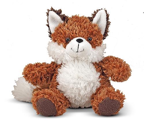 Мягкая игрушка Лисенок, 23 см.Дикие животные<br>Мягкая игрушка Лисенок, 23 см.<br>