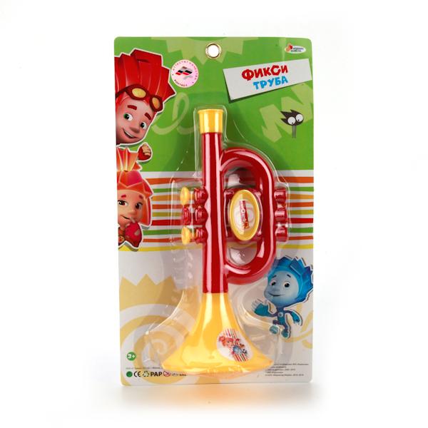 Игрушечная труба - ФиксикиДуховые инструменты<br>Игрушечная труба - Фиксики<br>
