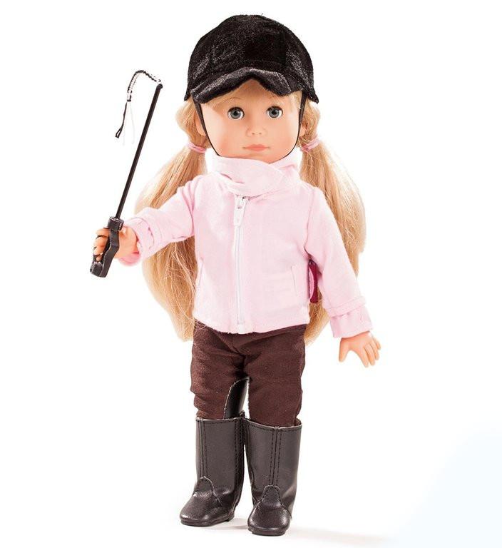 Кукла Миа в костюме наездницы от Toyway