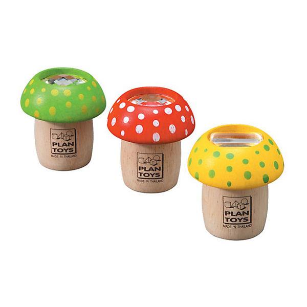 Калейдоскоп - Грибок, Plan Toys  - купить со скидкой
