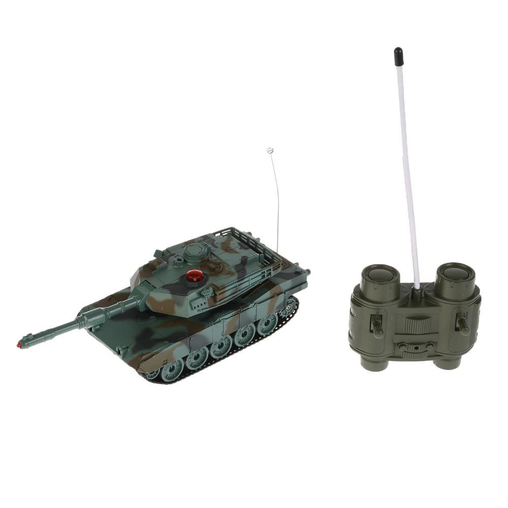 Набор радиоуправляемых танков 33820, свет и звук
