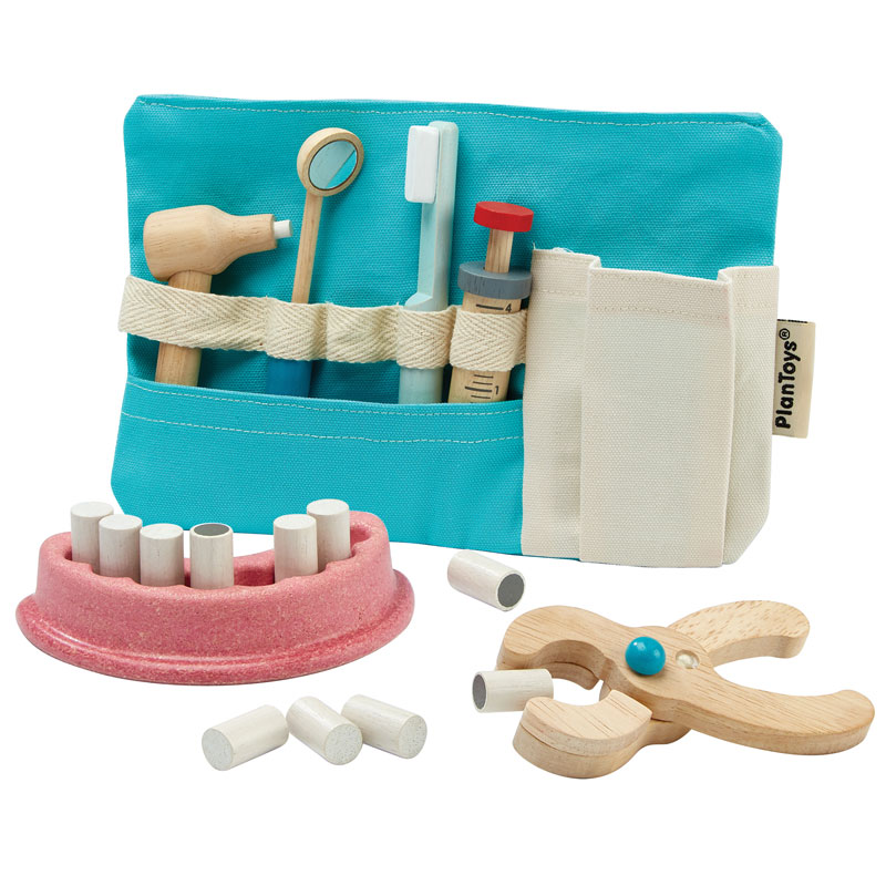 Сюжетно-ролевая игра Зубной врач фото
