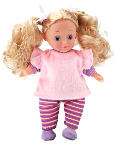 Кукла Карапуз 18 см, стихи и песенка А. БартоКуклы Карапуз<br>Кукла Карапуз 18 см, стихи и песенка А. Барто<br>