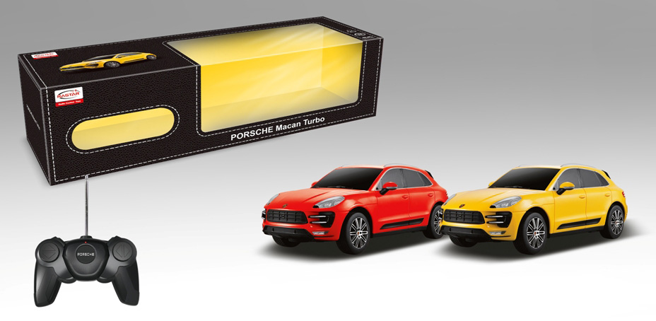 Купить Радиоуправляемая машина Porsche Macan Turbo, Rastar