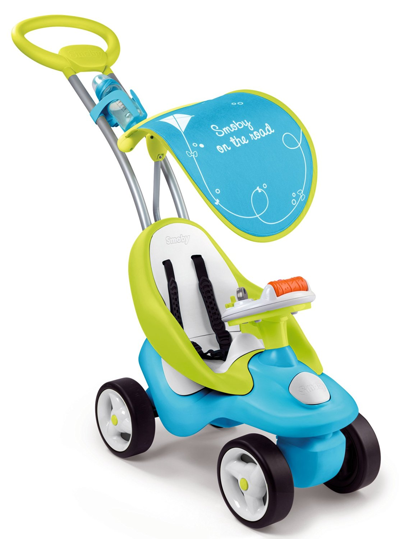 Каталка трансформер детская Bubble Go Neo, синяя, со звукомМашинки-каталки для детей<br>Каталка трансформер детская Bubble Go Neo, синяя, со звуком<br>