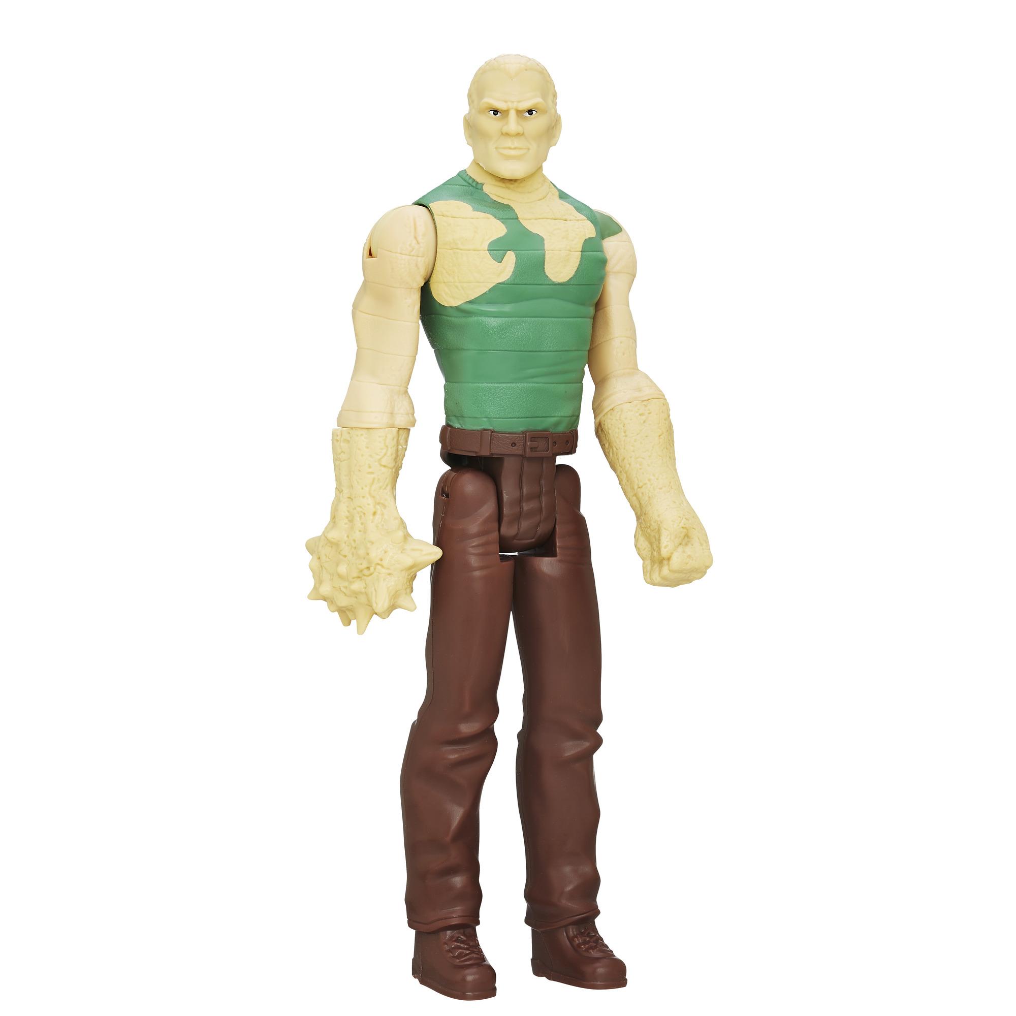 Купить Фигурка героя из серии Ultimate Spider-Man Sinister 6 - Песочный человек, Hasbro