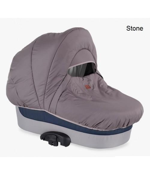 Утепленная накидка на люльку, цвет stoneАксессуары к коляскам<br>Утепленная накидка на люльку, цвет stone<br>