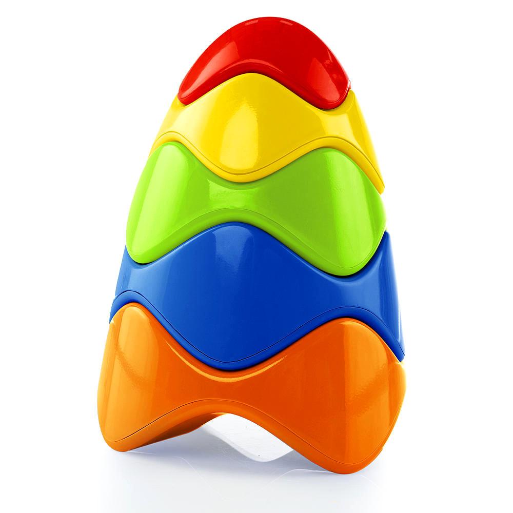 Развивающая игрушка ПирамидкаСортеры, пирамидки<br>Развивающая игрушка Пирамидка<br>