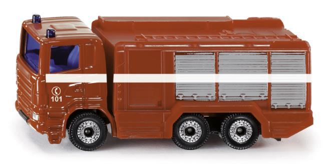 Купить Игрушечная модель - Пожарная машина, Siku