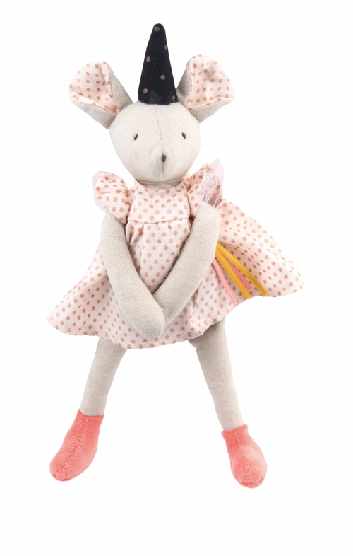 Мягкая игрушка – Мышка Мими, 24 см фото