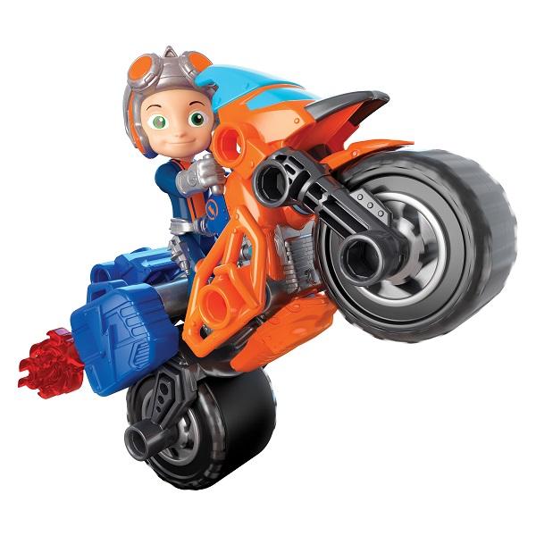 Купить Игрушка Rusty Rivets построй мотоцикл Расти, Spin Master