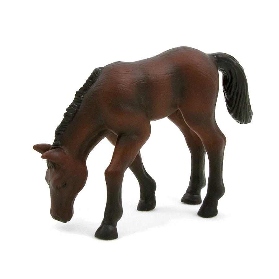 Жеребенок Арабский, пасущийся, 7,5 смЛошади (Horse)<br>Жеребенок Арабский, пасущийся, 7,5 см<br>