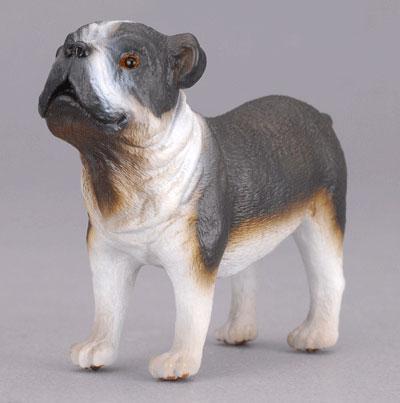 Фигурка бульдогаСобаки и щенки (Dogs &amp; Puppies)<br>Фигурка бульдога<br>