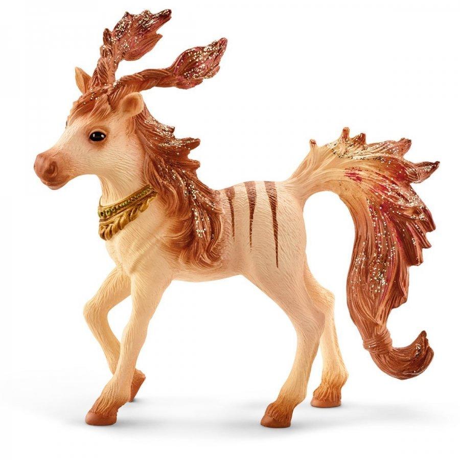 Купить Игровая фигурка – Полосатый жеребенок Марвин, 7, 9 см, Schleich