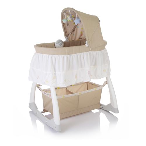 Кроватка-люлька детская Dream, JasmineЛюльки<br>Кроватка-люлька детская Dream, Jasmine<br>