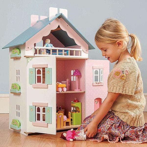 Домик игрушечный для кукол - Для Джульетты от Toyway