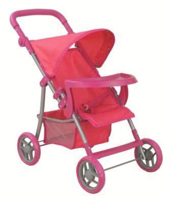 Купить Коляска для кукол - трансформер Buggy Boom Skayna, сидячая, 60 х 35 х 62 см., цвет – С3