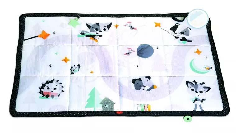 Купить Развивающий коврик, тип путешественник - День и ночь, Tiny Love