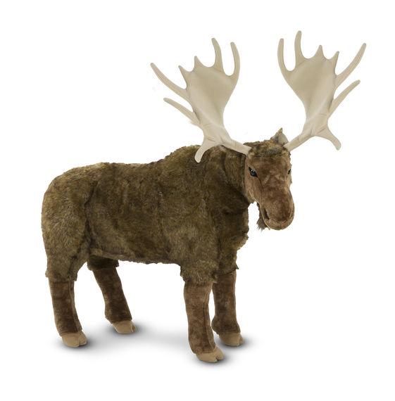 Мягкая игрушка – Лось - Дикие животные, артикул: 170538