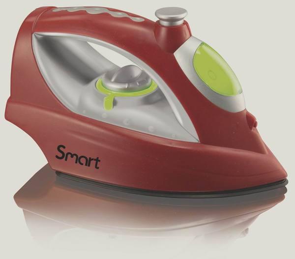 Утюг игрушечный SmartУборка дома, стирка, глажка<br>Утюг игрушечный Smart<br>