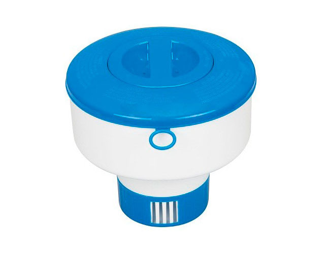 Поплавок-дозатор для очищения воды, 17,78 см.Детские надувные бассейны<br>Поплавок-дозатор для очищения воды, 17,78 см.<br>