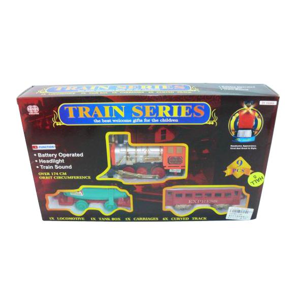 Железная дорога, свет и звукДетская железная дорога<br>Железная дорога, свет и звук<br>