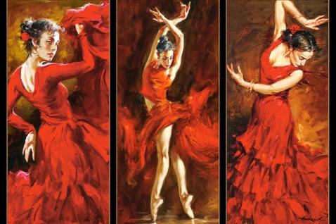 Пазл Танцы, 1000 элементовПазлы 1000 элементов<br><br>