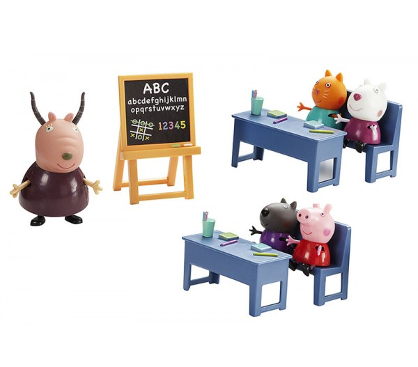 Peppa Pig. Идём в школуСвинка Пеппа Peppa Pig<br>Peppa Pig. Идём в школу<br>
